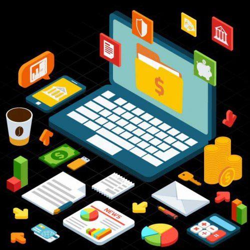 نرم افزار حسابداری کاکتوس کامپیوتر | برنامه حسابداری